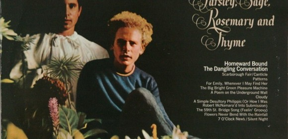 Simon And Garfunkel ‎– Parsley, Sage, Rosemary And Thyme