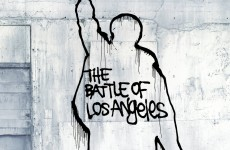 Rage Against The Machine – The Battle of Los Angeles