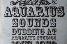 Various ‎– Aquarius Sounds (Dubbing At Aquarius Studios 1977-1979)