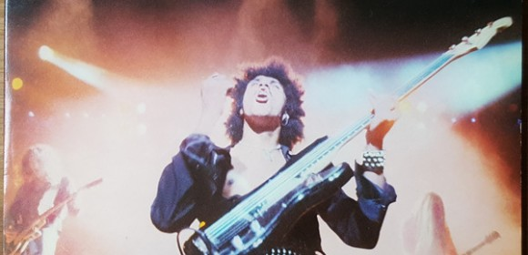 Thin Lizzy – 'Live and Dangerous'