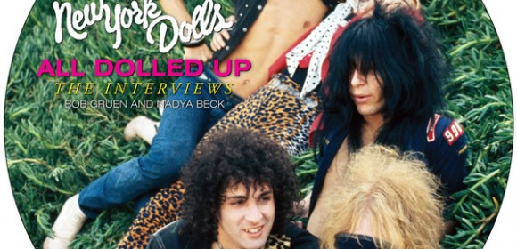 New York Dolls ‎– All Dolled Up