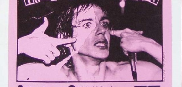 Iggy Pop & Stooges ‎– Night Of The Iguana