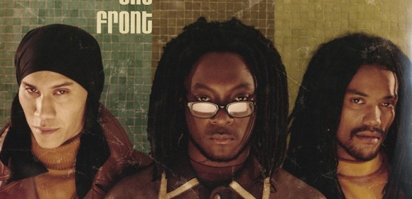 Black Eyed Peas – Behind The Front