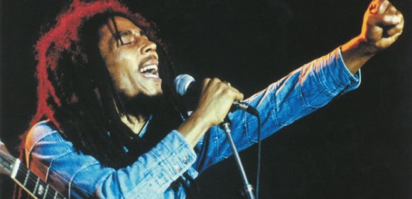 Bob Marley-The kingston legend