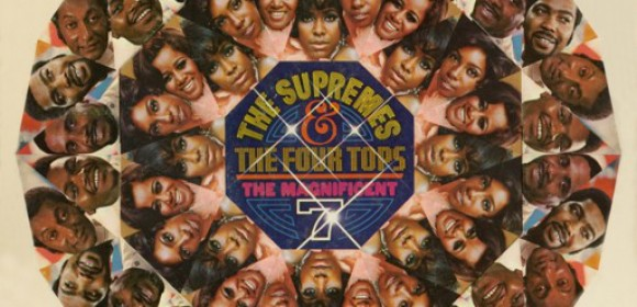 The Supremes & The Four Tops ‎– The Magnificent 7