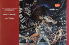 John Barry ‎– Moonraker (Original Motion Picture Soundtrack)