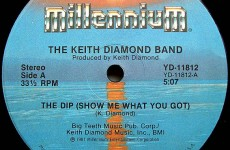 The Keith Diamond Band ‎– The Dip (Show Me What You Got) & You'll Always Be There