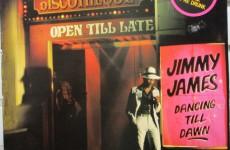 Jimmy James – Dancin' Till Dawn