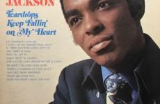 Chuck Jackson – Teardrops Keep Fallin' On My Heart