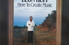 Leon Huff ‎– Here To Create Music